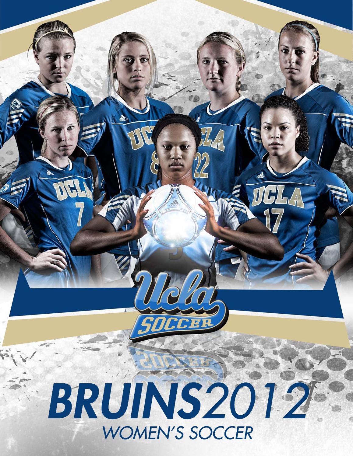 2012 UCLA Women s Soccer Media Guide by UCLA Athletics - issuu 617c74950