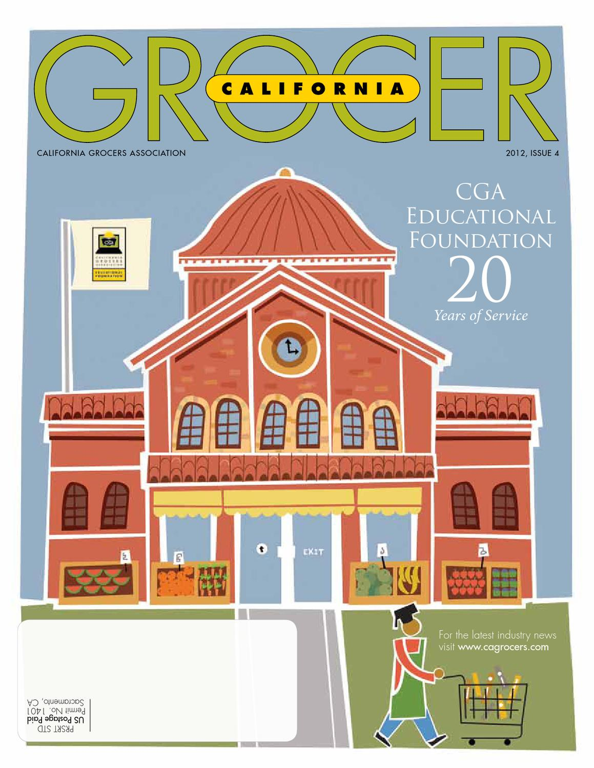 a place to call home by amy schisler reviews discussion a place called home book California Grocer, 2012, Issue 4