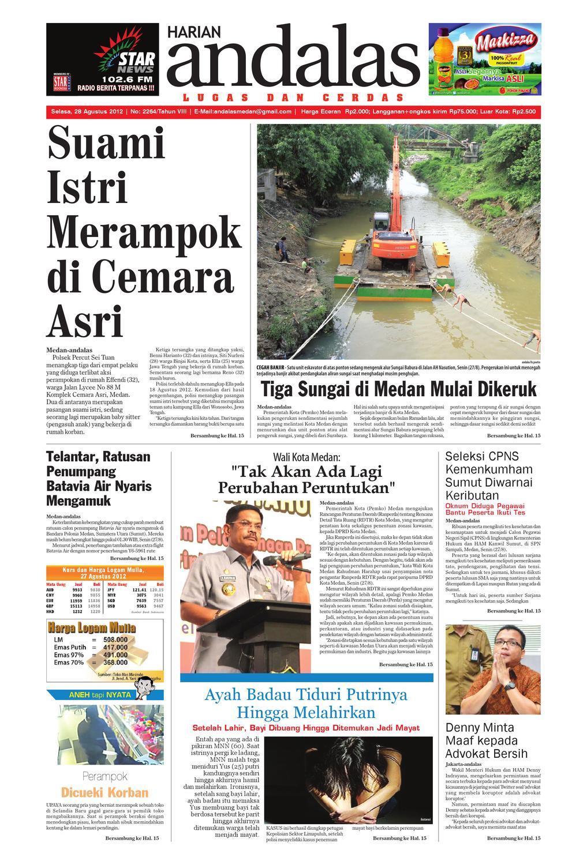 epaper andalas edisi selasa 28 agustus 2012 by media andalas - issuu 34d0a3921b