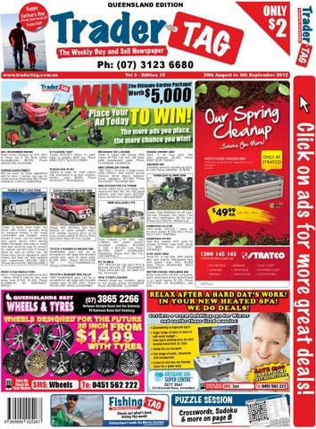 edf50f14f9 TraderTAG Queensland - Edition 35 - 2012 by TraderTAG Design - issuu