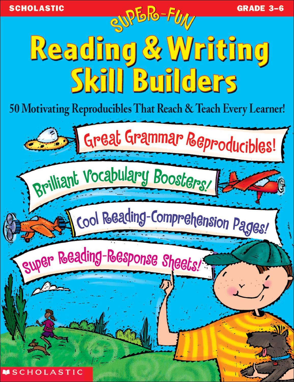 Super-Fun Reading and Writing Skill Builders G3-6 by ESOL Club - issuu