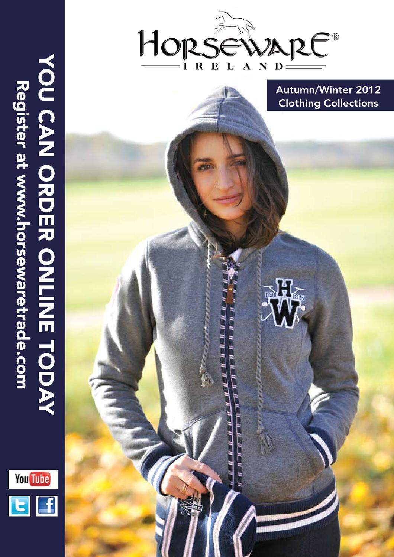 Aw12 Clothing En By Horseware Ireland