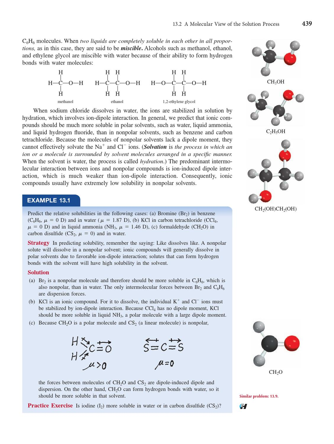 General Chemistry The Essential Concepts 6th Edition Part 4 By Shidae Hane Issuu