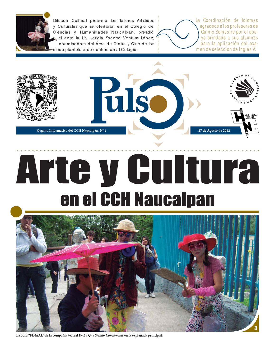 Pulso 004 by Pulso CCH Naucalpan - issuu