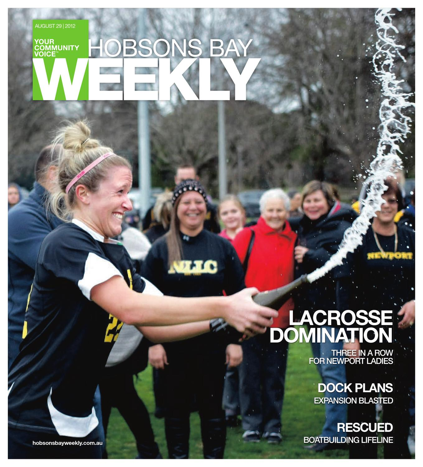 6abb23e8aa1 Hobsons Bay Weekly 29-08-12 by The Weekly Review - issuu