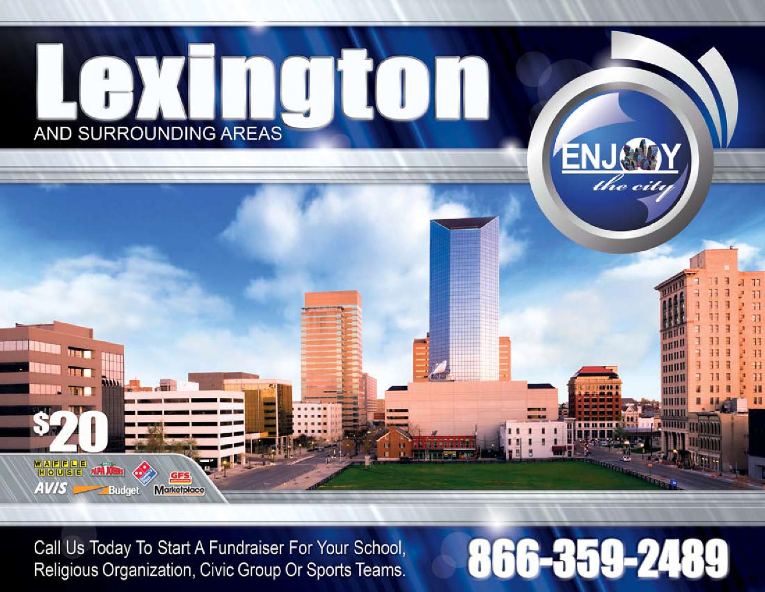 Lexington Fall 13 By Enjoy The City Inc Issuu