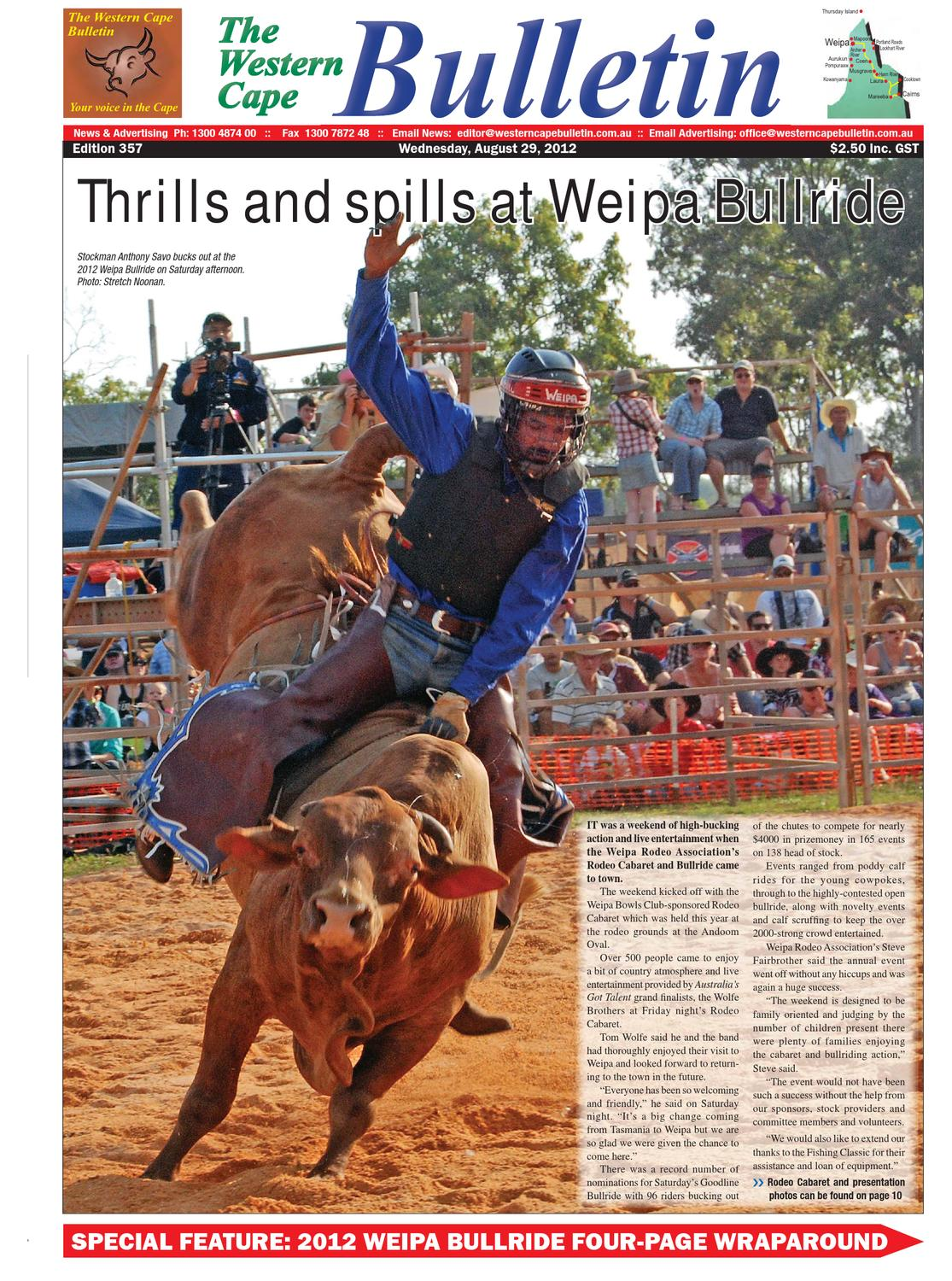 WCB 12-08-29 by Regional and Remote Newspapers - issuu