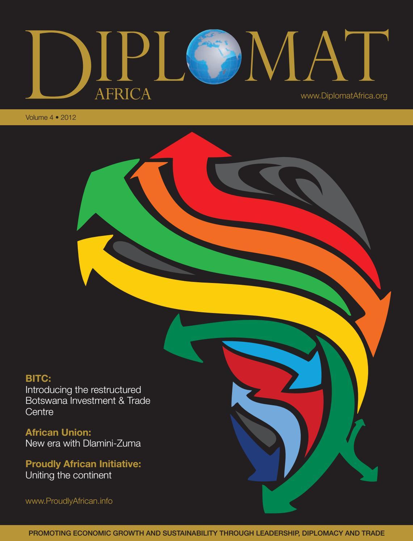 DIPLOMAT Africa - Volume 4