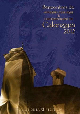 Les Rencontres de Calenzana innovent et se réinventent