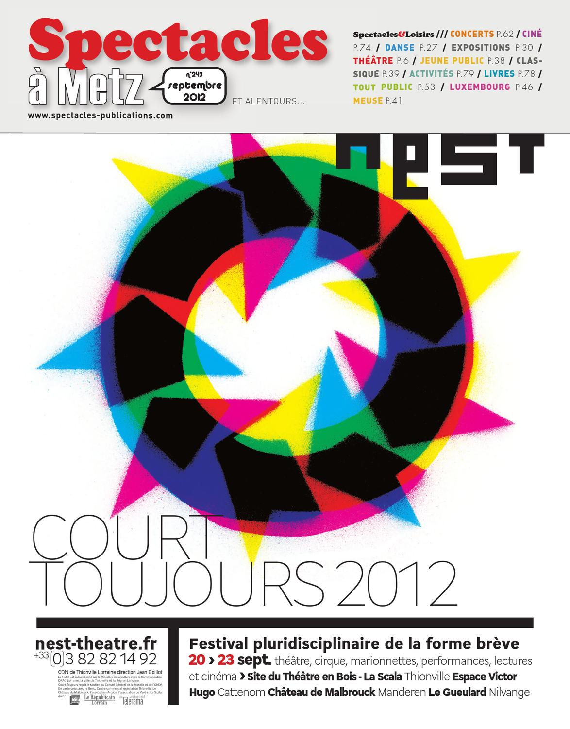 foto de metz-09-2012 by SPECTACLES PUBLICATIONS - issuu