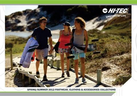 4abba6b80402 Hi-Tec SS18 Footwear Catalogue by ben van der westhuizen - issuu
