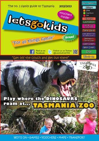 LetsGoKids 2012 Tasmanian Edition