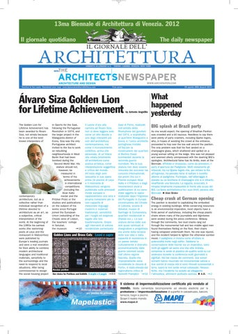 Venice Biennale Special Issue 3 by The Architect s Newspaper - issuu 098f89ac01b