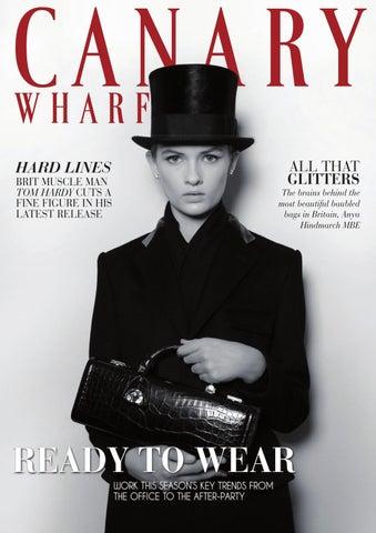 54964f03e Canary Wharf Magazine September 2012 by Runwild Media Group - issuu
