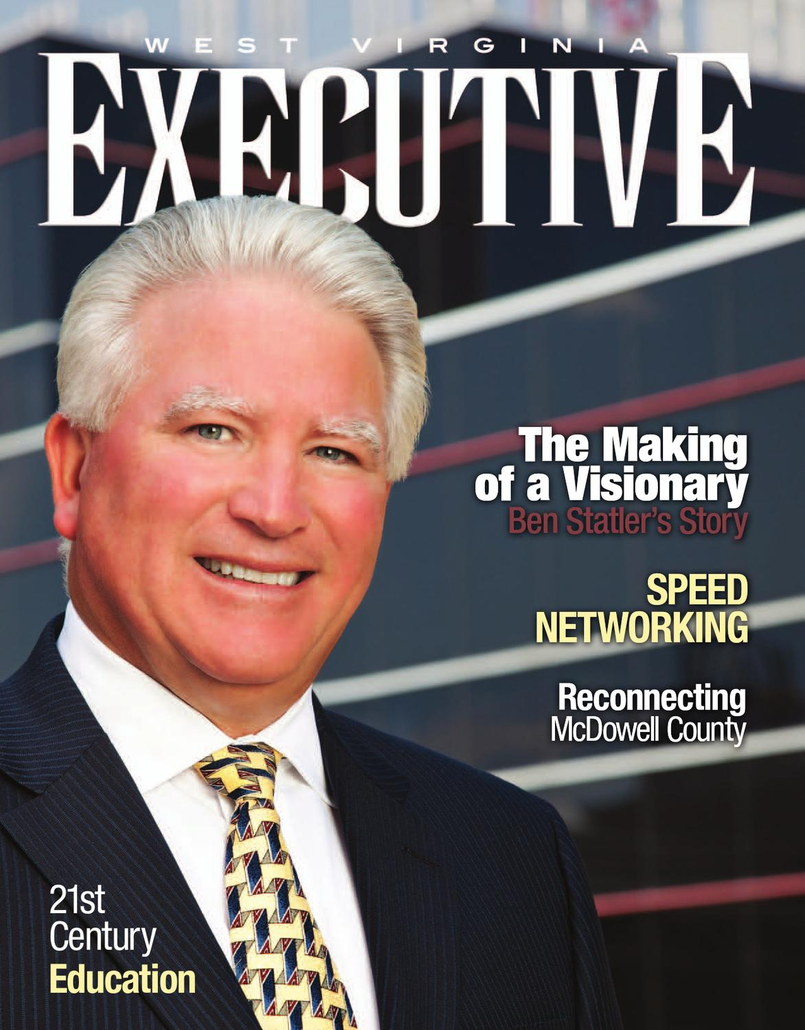 West Virginia Executive Summer 2012 By Executive Ink Issuu