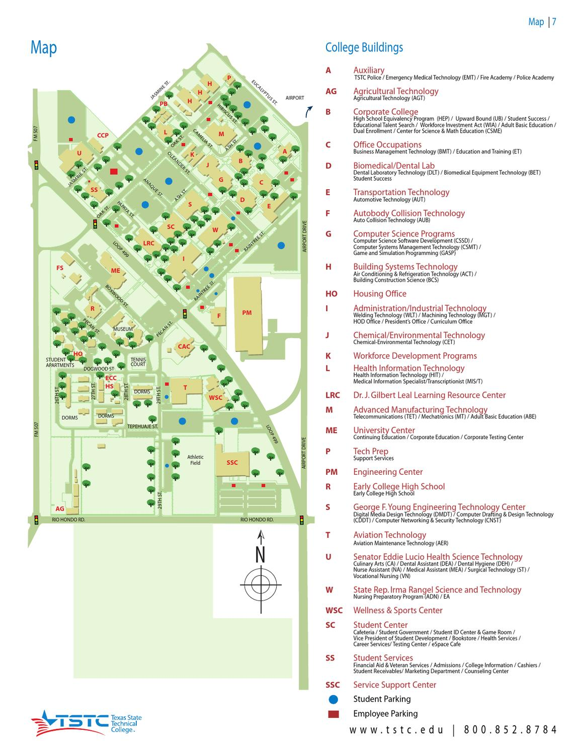 tstc harlingen campus map Catalog 2012 2014 By Texas State Technical College Issuu tstc harlingen campus map
