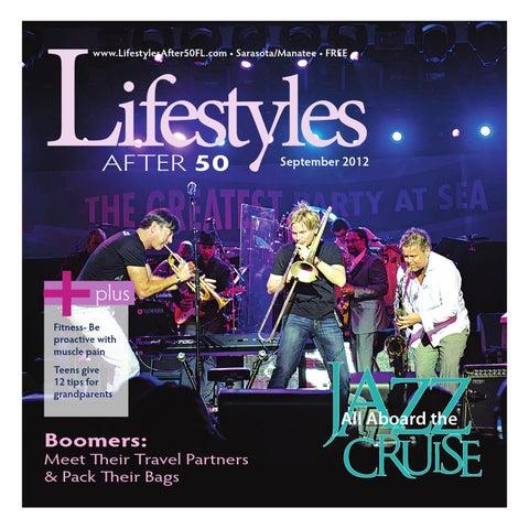Lifestyles After 50 Sarasota/Manatee Sept. 2012 edition