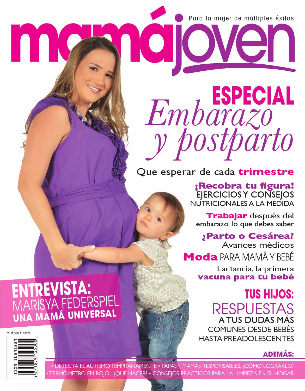 Revista Mamá Joven 45 by Tinta Digital S.A - issuu