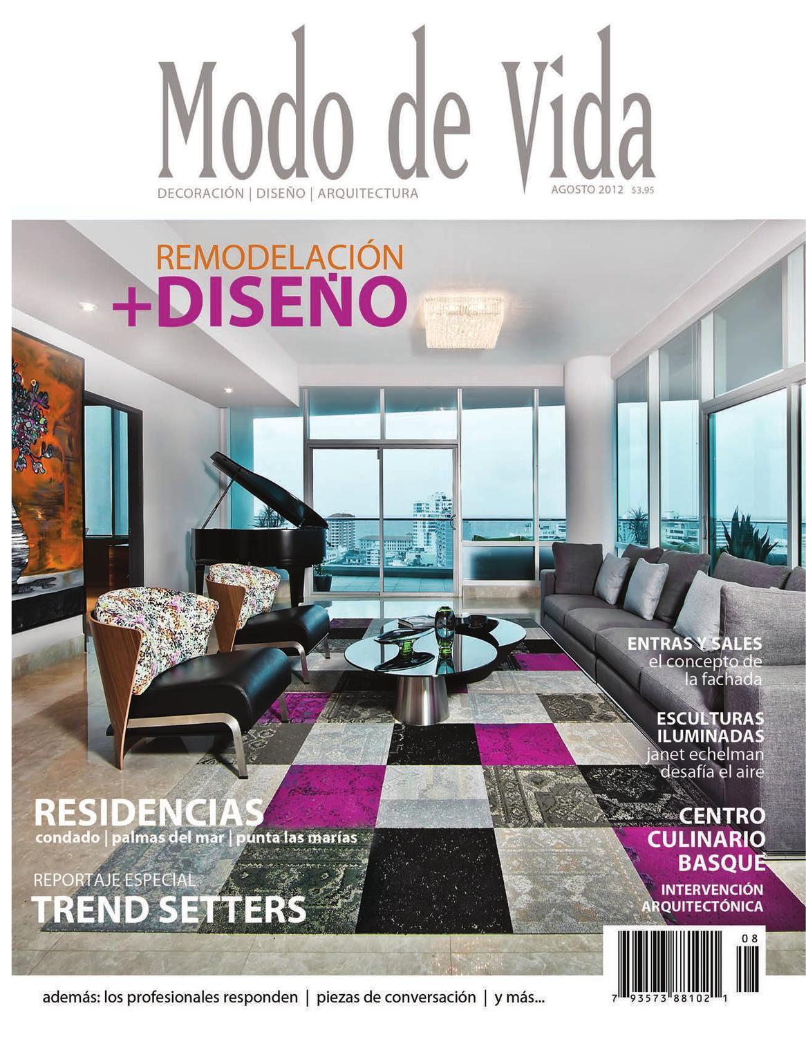 Octubre 2015 By Modo De Vida Issuu # Muebles De Pajilla Puerto Rico