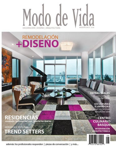 Revista Modo de Vida | Agosto 2012 by Medina Graphics - issuu