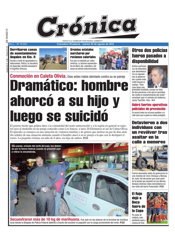 29f2a6cd4ceacbf3600380b056b24a7c by Diario Crónica issuu