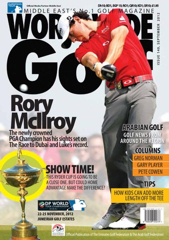 a74ff42898d Worldwide Golf September Ryder CUP Special by WSP Global - issuu