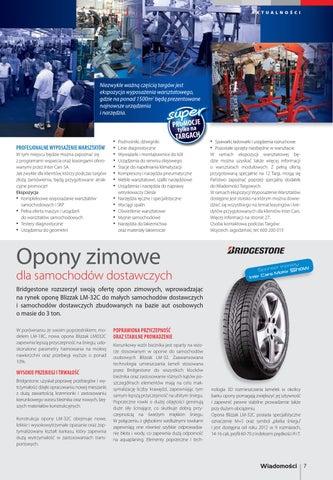 Opony Zimowe Intercars