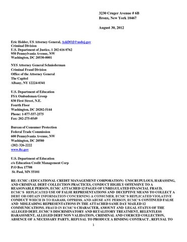 Nycha Abusive And Harassing Billing Practices Grievance Obstruction