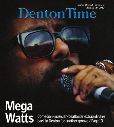 Denton back page
