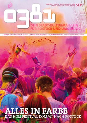 bcff104df0a35f 0381 - Stadt-Kulturmagazin für Rostock und Umgebung September 2012 ...