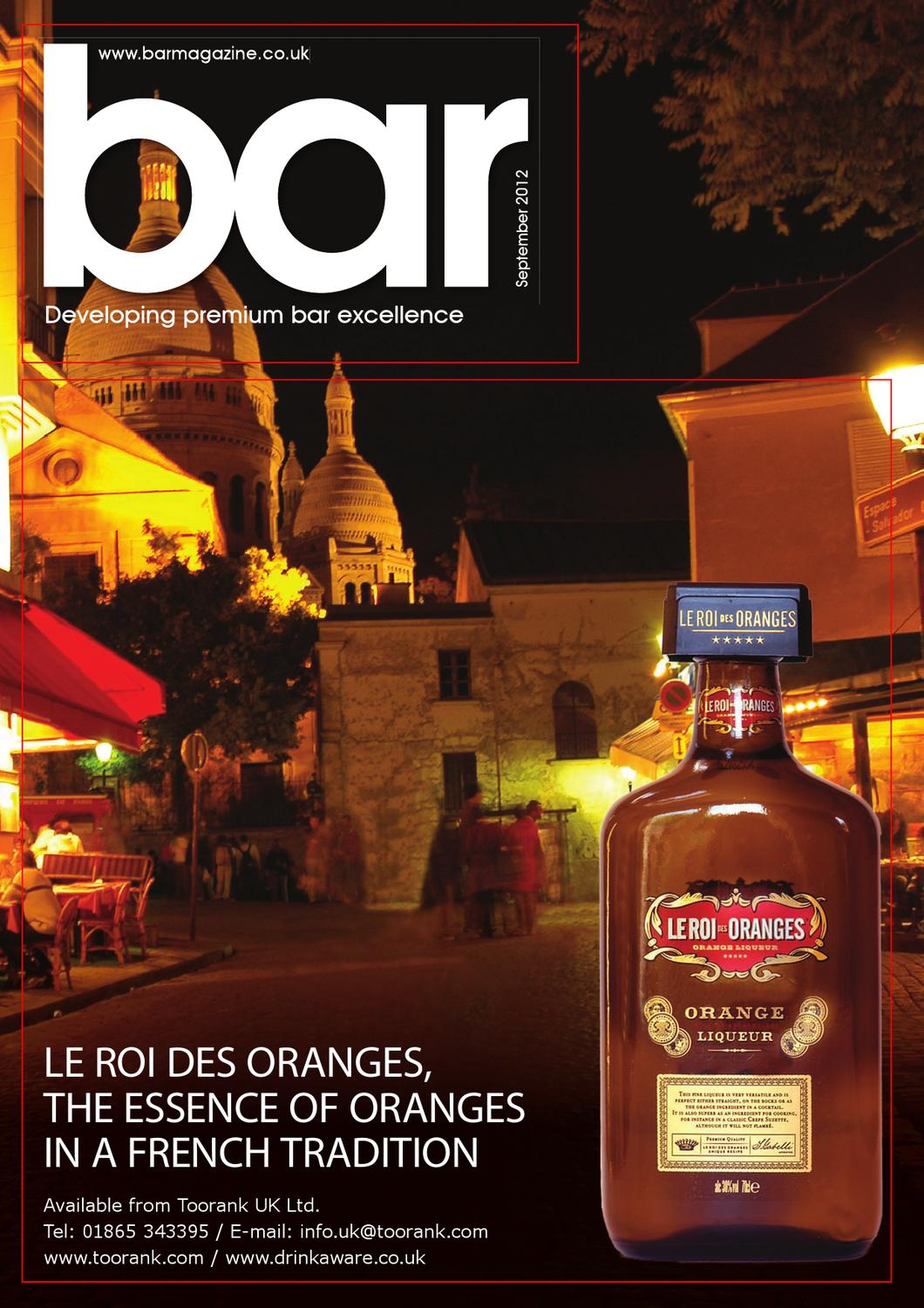 Bar Magazine | September 2012 by CIM Online LTD - issuu
