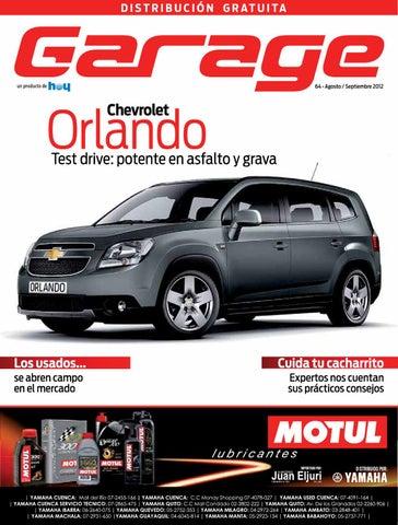 Garage Nmero 64 By Hoy Noticias Del Ecuador Y El Mundo Issuu