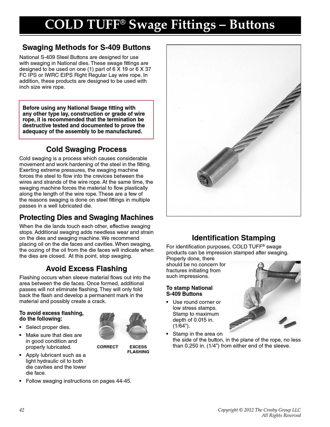 Wire Rope End Terminations Manual by J.J.A Roelofsen - issuu