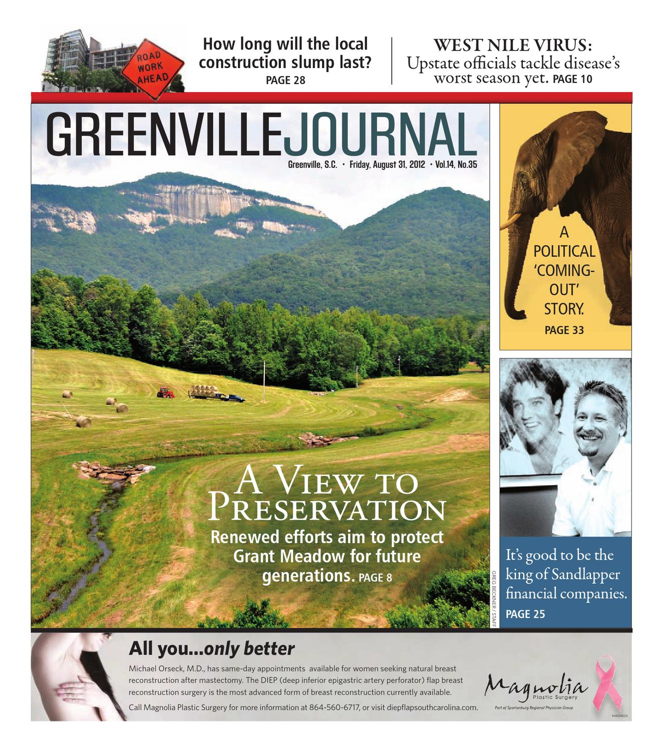 Aug 31 2012 Greenville Journal By Community Journals Issuu