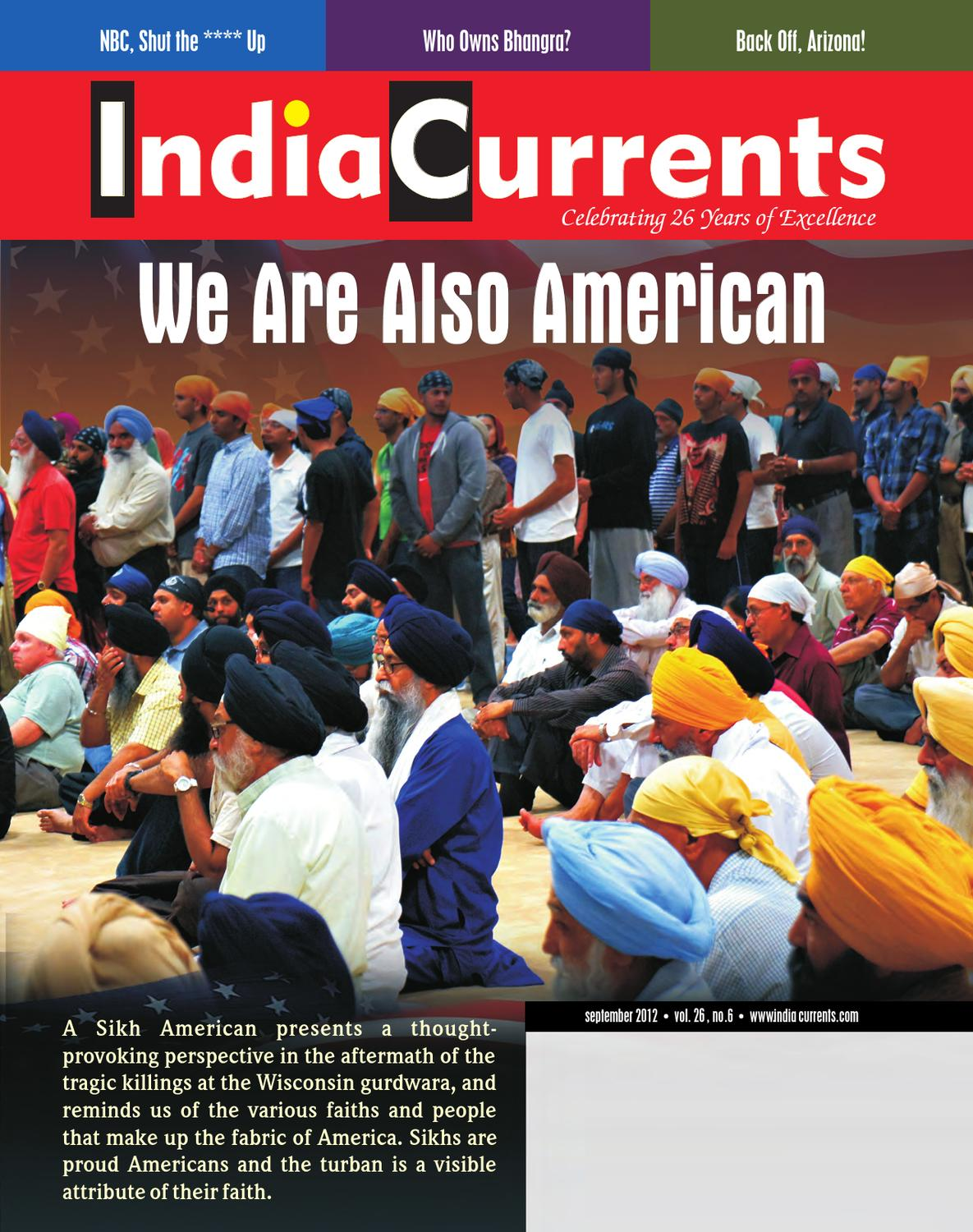4dbea1eb8eb9 September 2012 - Northern California Edition by India Currents - issuu