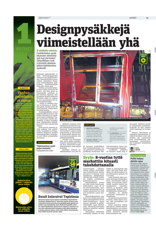 Helsinki Metro Aikataulu