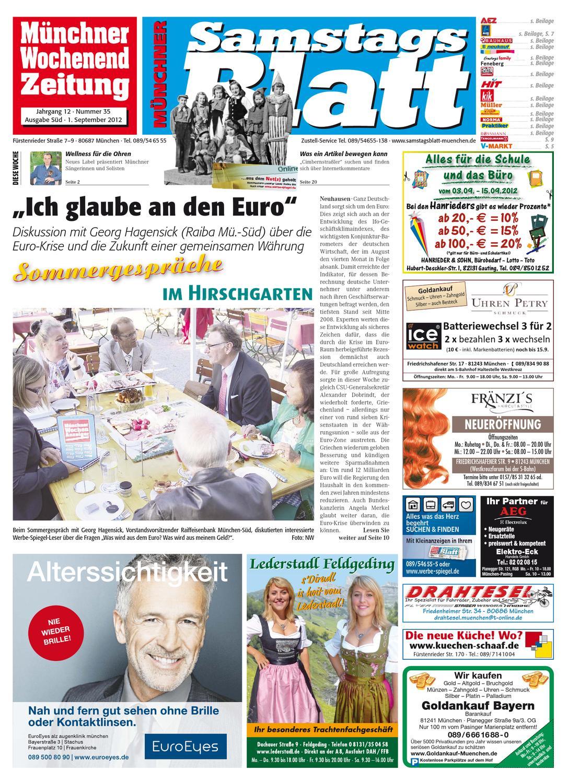KW 35 2012 by Wochenanzeiger Medien GmbH issuu