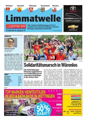Liwe 36 2012 By Az Anzeiger Issuu