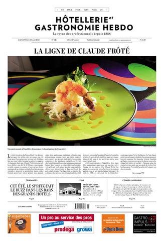 HetG-Zeitung 39/2013 by Hotellerie_Gastronomie_Verlag - issuu