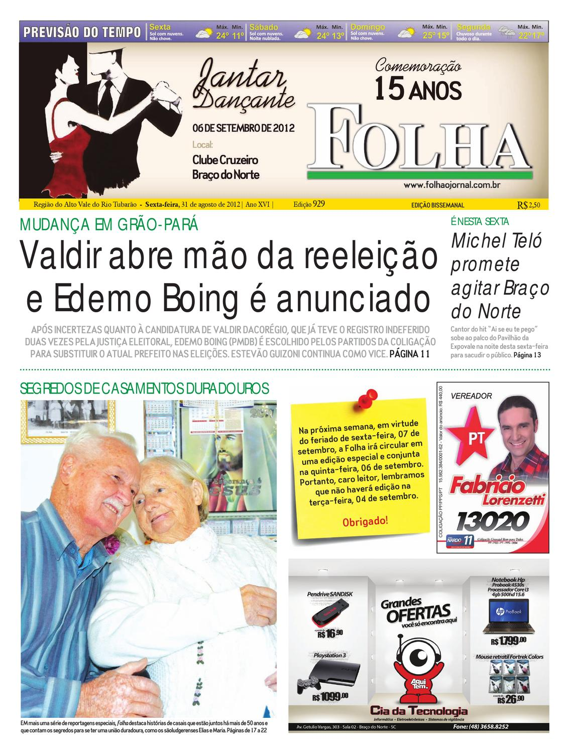 folha by Folha do Vale - issuu 0daad5e36fd08
