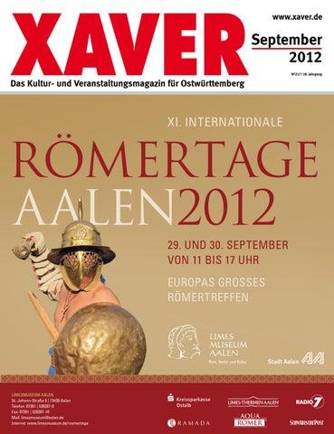 XAVER 09-2012 by Hariolf Erhardt - issuu