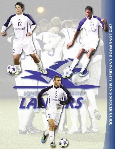 208f96454 2012 Longwood Men s Soccer Guide by Ashley Robbins - issuu