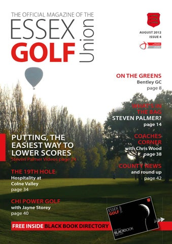 3fcca9cbe4b5 Essex Golf Union Magazine