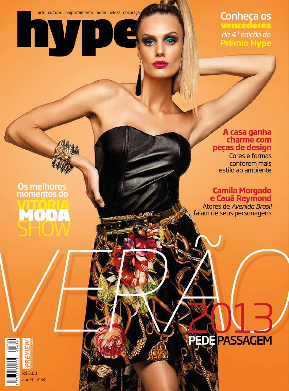 0fe64745e Revista Hype 54 by Preview Comunicação e Marketing - issuu