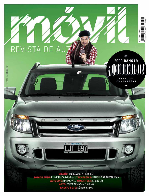 MOVIL - La revista de autos que NO estabas esperando by Alejandro ...
