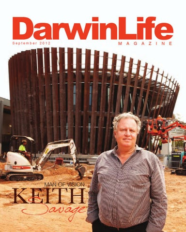 DarwinLife Sep 2012 By Darwin Life Magazine