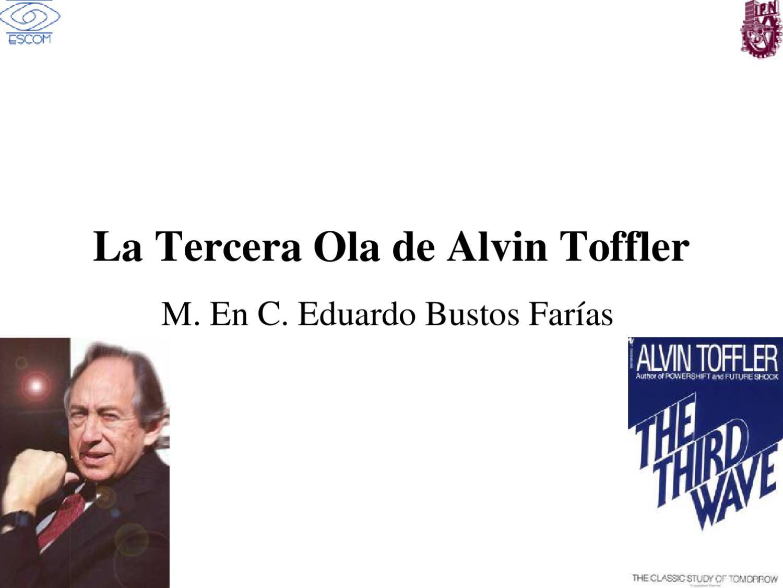 La Tercera Ola De Alvin Toffler Epub Download