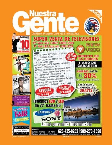 959777a188 Nuestra Gente Edicion 36 Zona 10 by Nuestra Gente - issuu