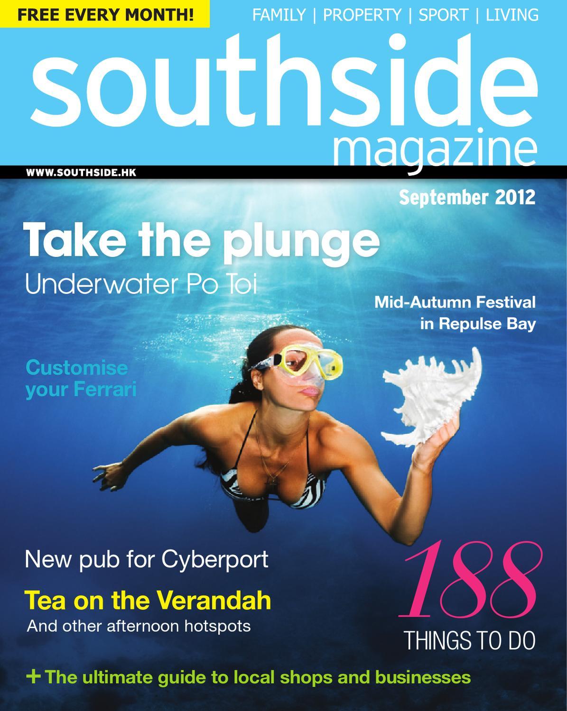 Southside Magazine September 2012 by Hong Kong Living Ltd - issuu