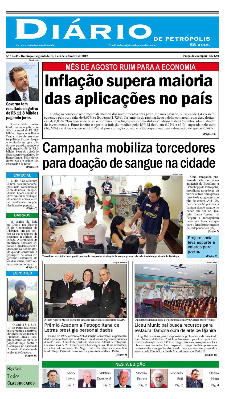 b602dfb19c diariodepetropolis by Diário de Petrópolis - issuu